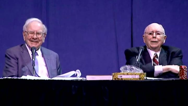Afternoon Session 2015 Berkshire Hathaway Annual Meeting