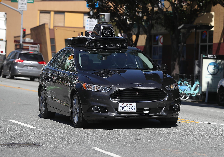 Tesla and Uber draw scrutiny at Senate hearing on self-driving cars