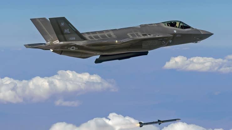 ההזמנה של איחוד האמריות עומדת על 100 מטוסי קרב F35 שטורקיה הזמינה אליה יועברו לאיחוד האמיריות 105092002-36594766791_a83806cd8e_k