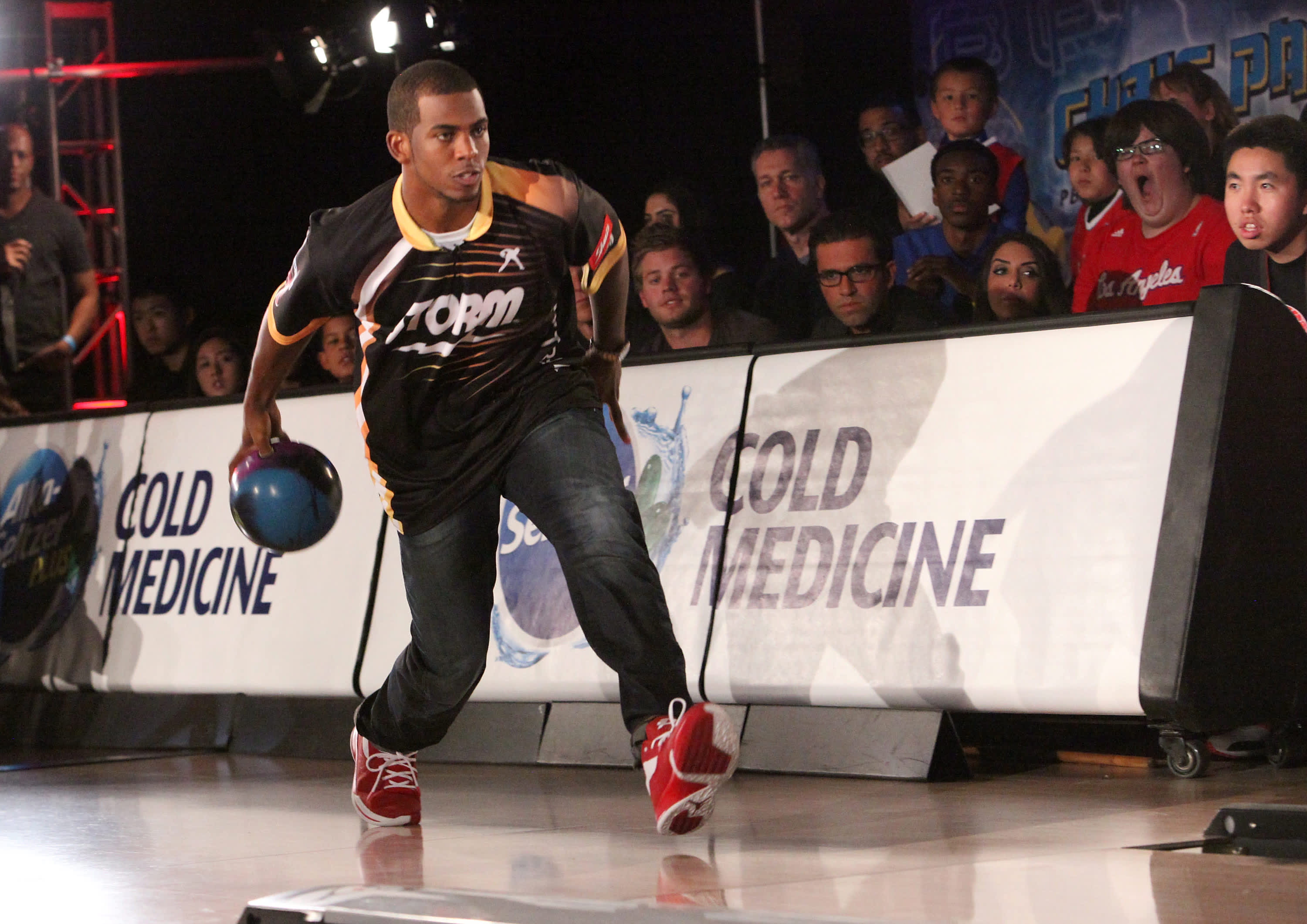 7303226db3c5 NBA s Houston Rockets star Chris Paul owns a professional bowling team