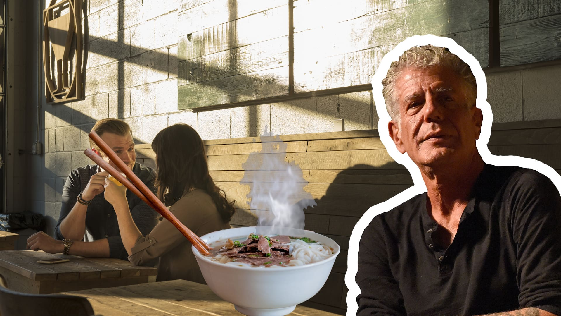 Anthony Bourdain scholarship will fund students' study of 'international cuisines and cultures'