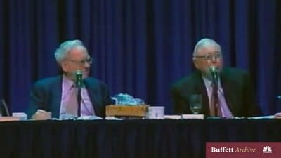 Buffett and Munger on immigration law