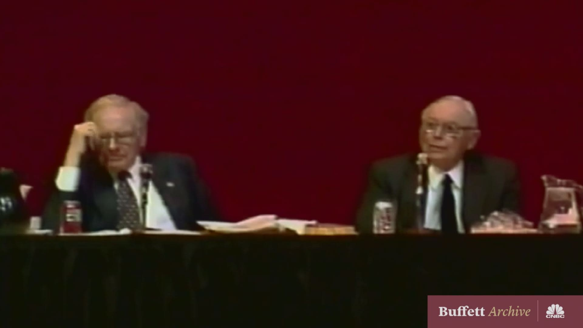 Buffett on the qualities needed to be a great investor