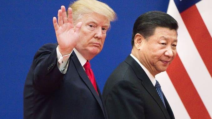 GP: Trump Xi 181107 Asia