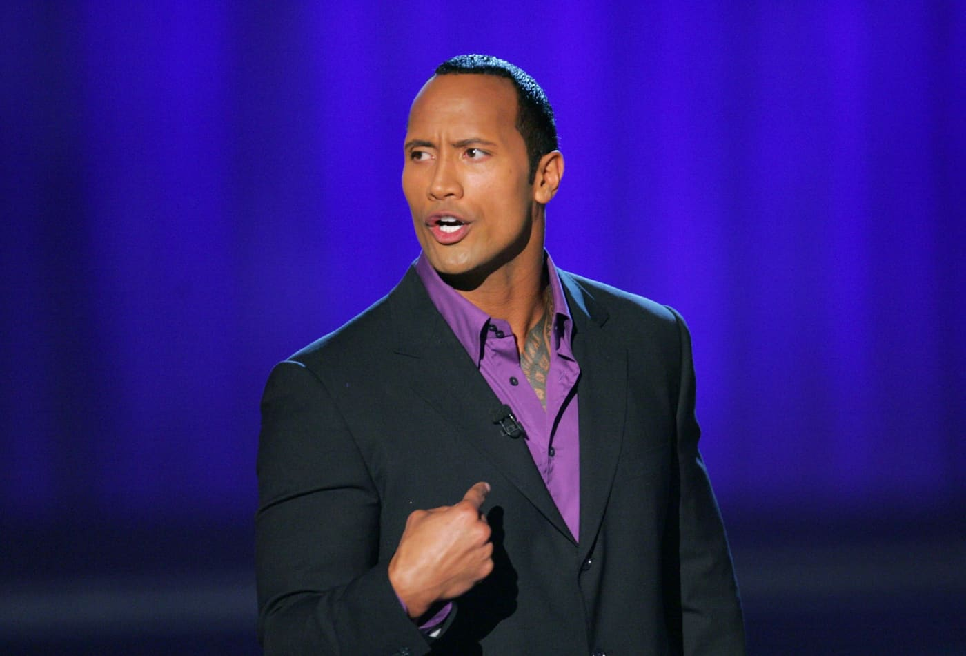 Dwayne The Rock Johnson Reveals How He Beat Years Of