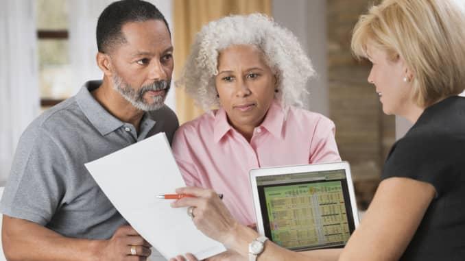 GP: mature couple with advisor