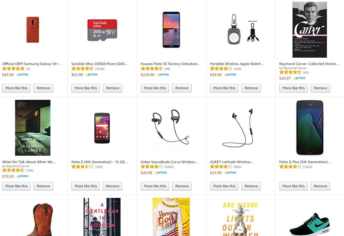 CNBC Tech: Amazon history 16