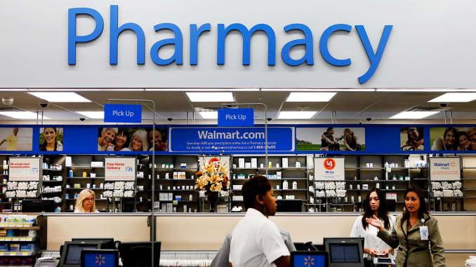 Walmart, Anthem partner for seniors to buy OTC medicines