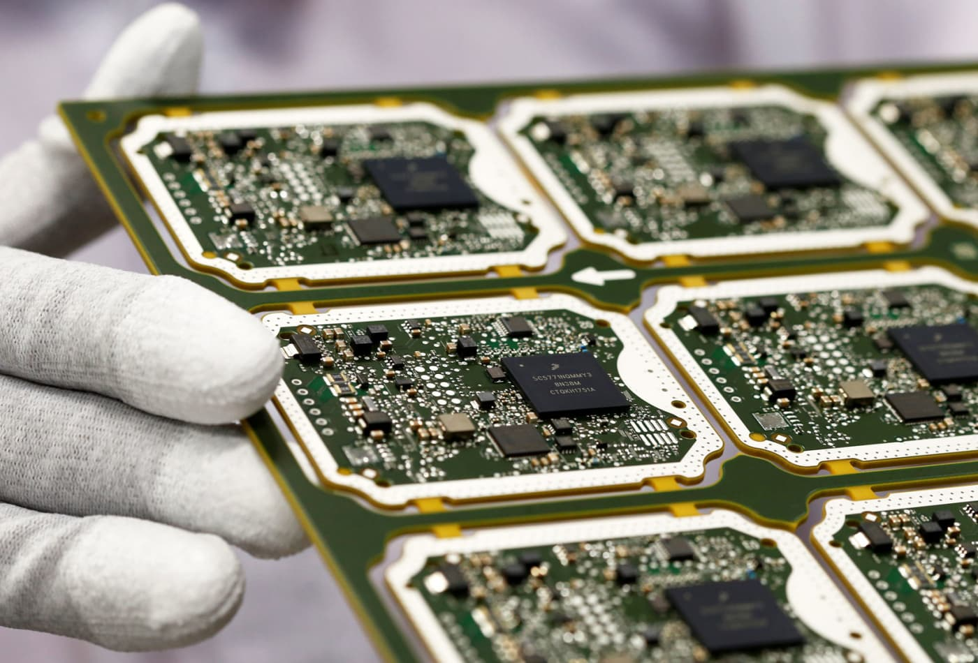 The semiconductor surge continues despite trade worries, and options traders see no end in sight