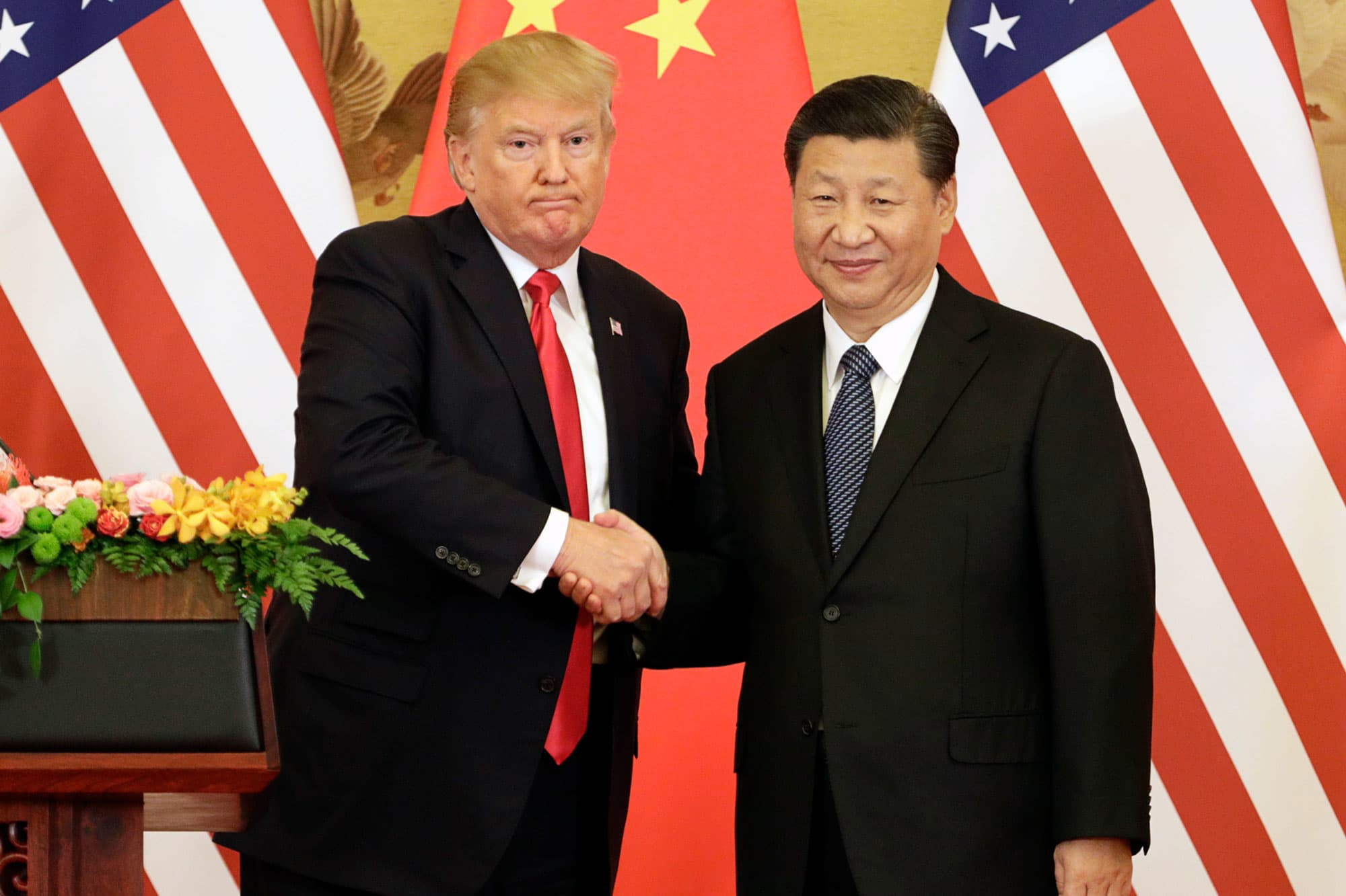 Trump Administration Seeks To Bar >> Trump Is Reportedly Planning New Restrictionsagainst China