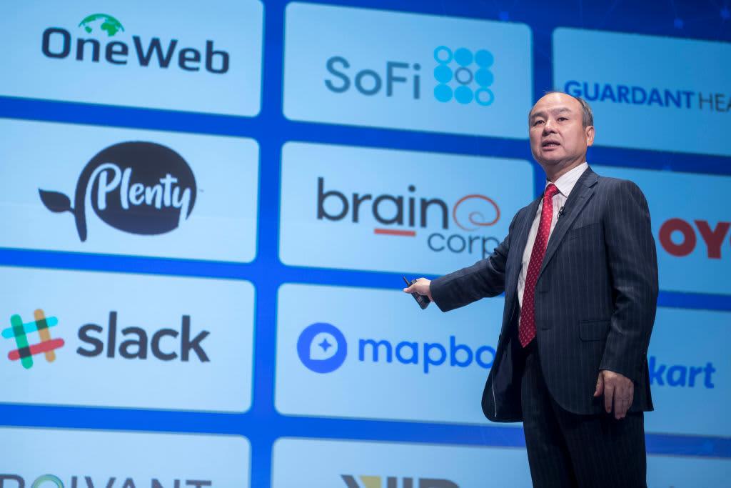 SoftBank is the 'Berkshire Hathaway of tech' despite WeWork debacle, Bernstein says