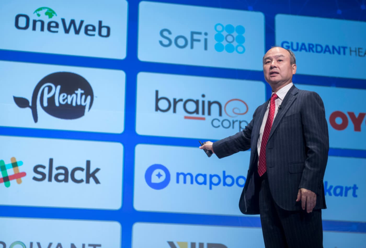 SoftBank is the 'Berkshire Hathaway of tech' despite WeWork debacle, Bernstein says