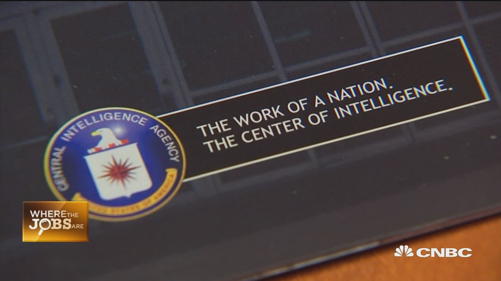 Want to be a CIA agent? Here's how to become a spy