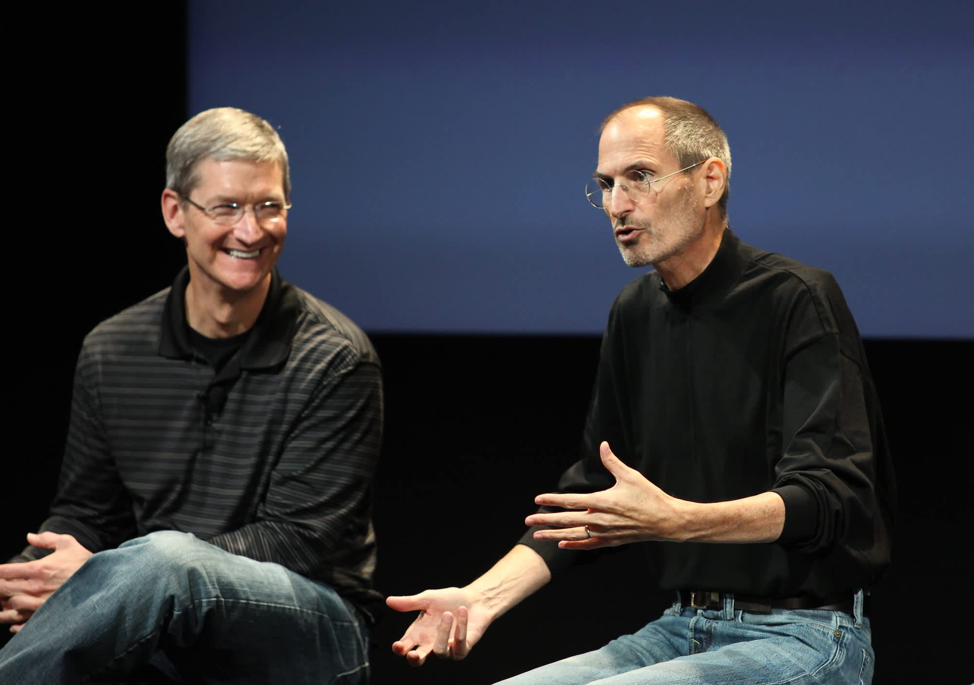 Josh Brown: In the time of China and Trump, Apple may be better off with Tim Cook as CEO