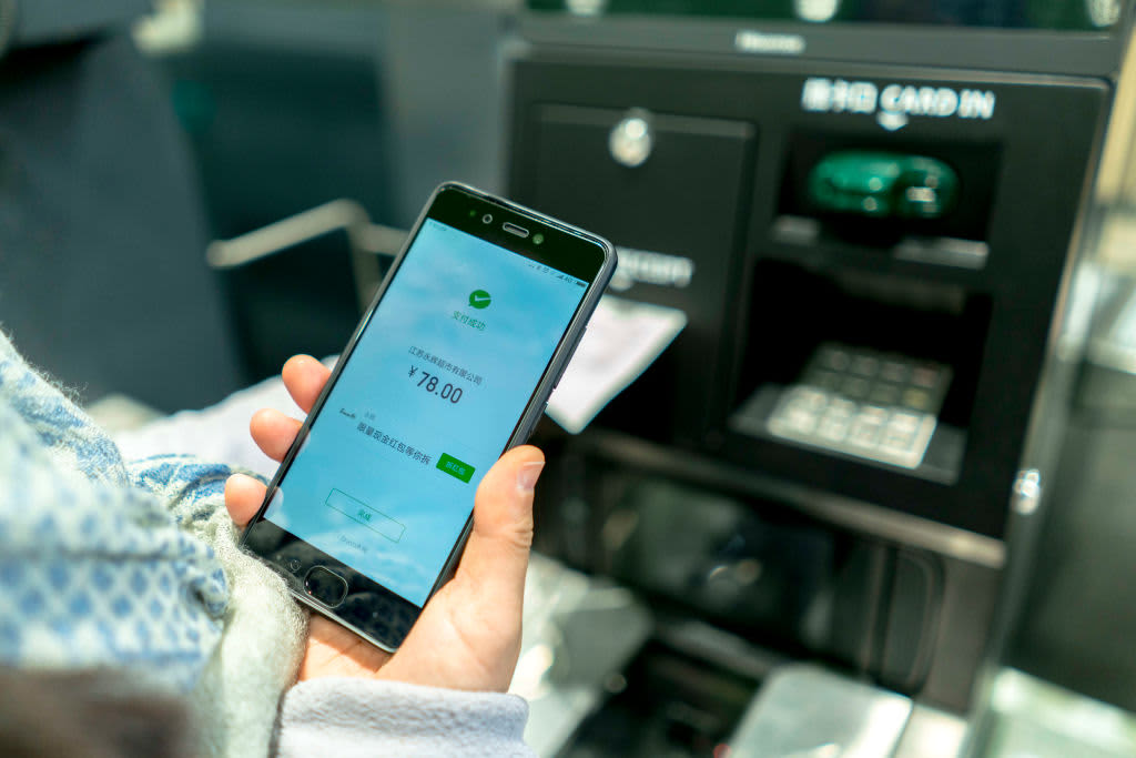 China may be leading in payments, but it is set for further growth in fintech, says an entrepreneur