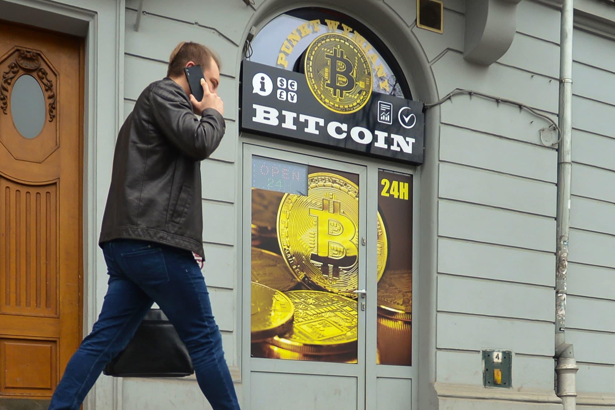 bitcoin underlying value