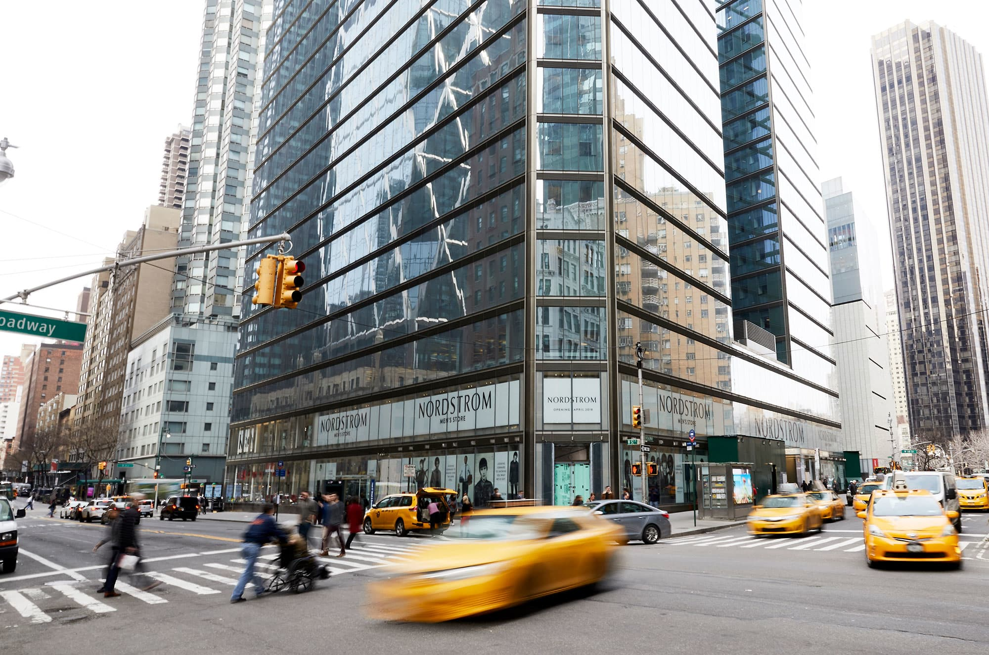 Nordstrom's massive department store for women set to open this October in New York