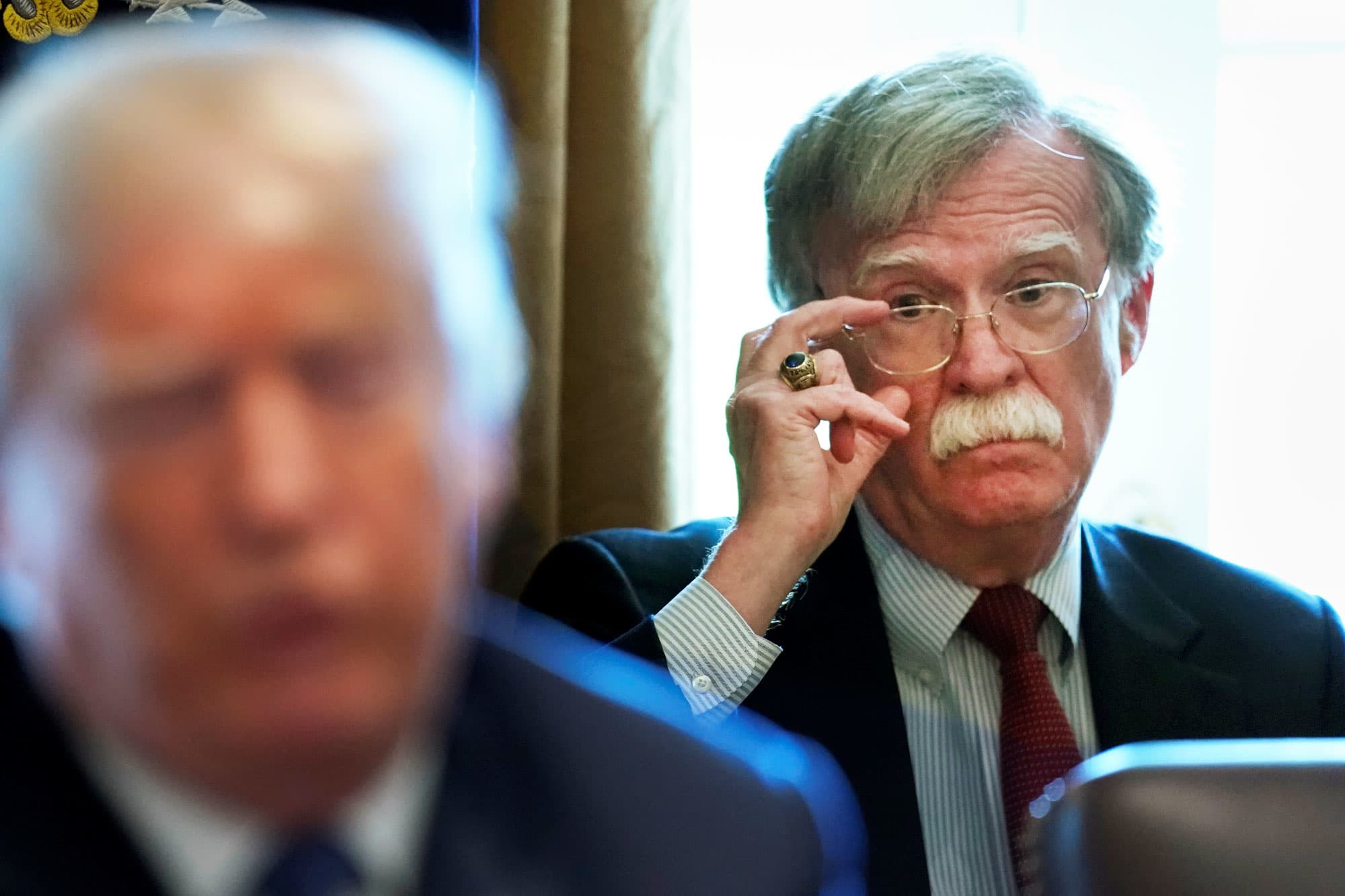 John Bolton says he will testify in Trump's impeachment trial if the Senate subpoenas him