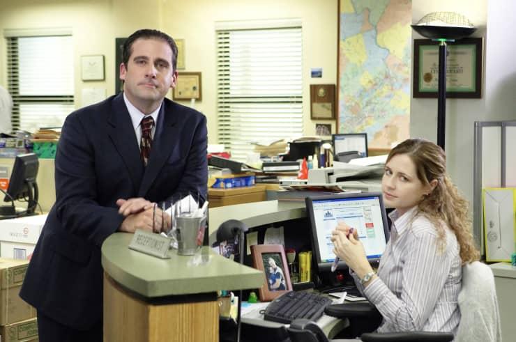 Premium: jim pam the office