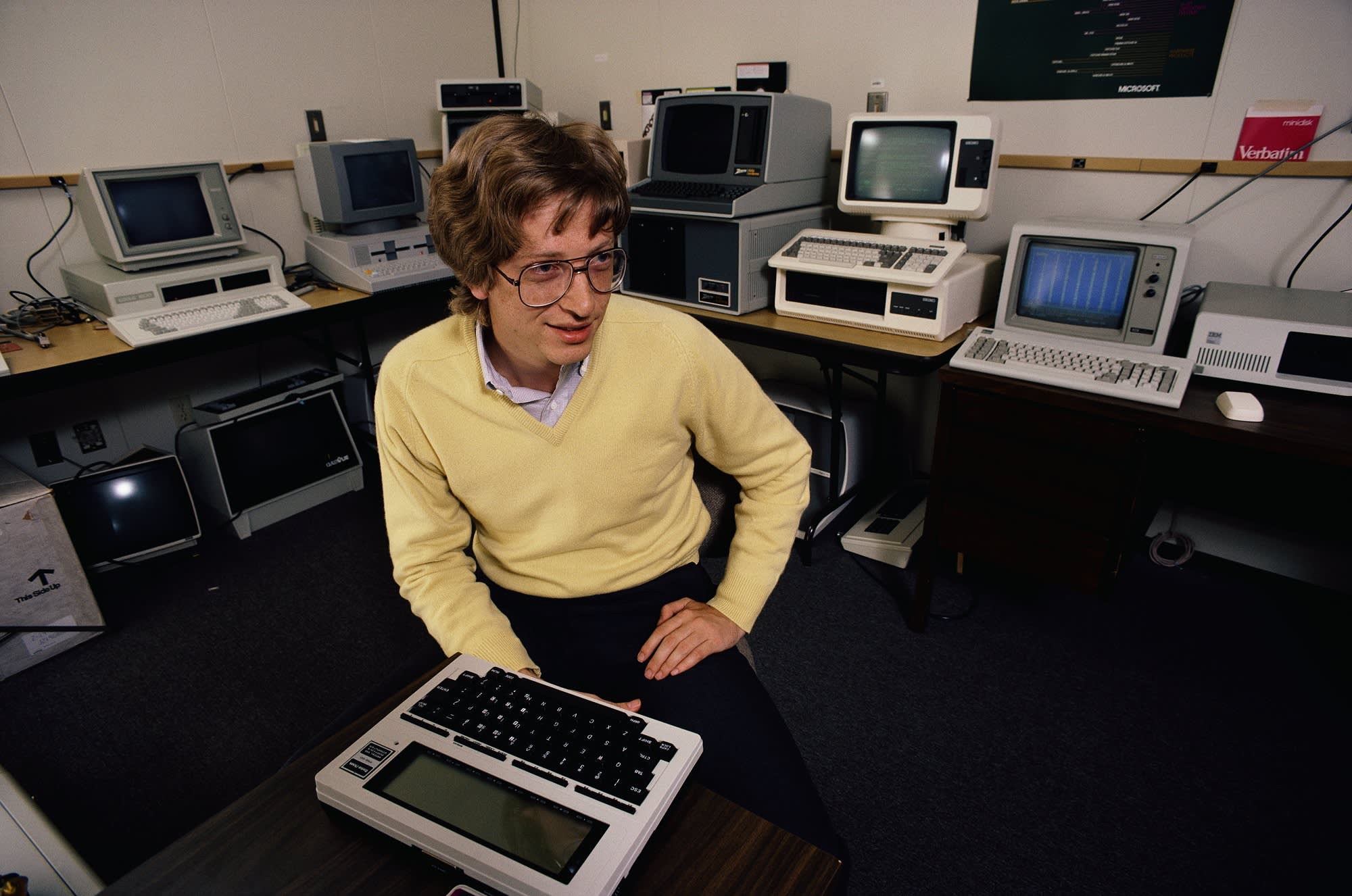 Why Bill Gates gave up music and TV for 5 years in his 20s