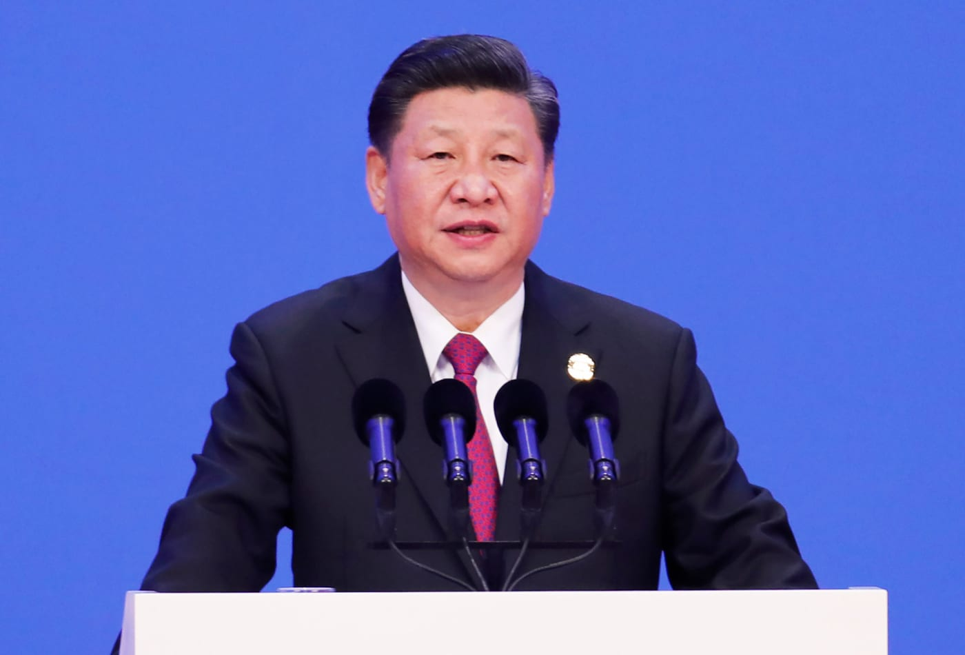 China's Xi calls for 'consultation and cooperation' to resolve international disputes