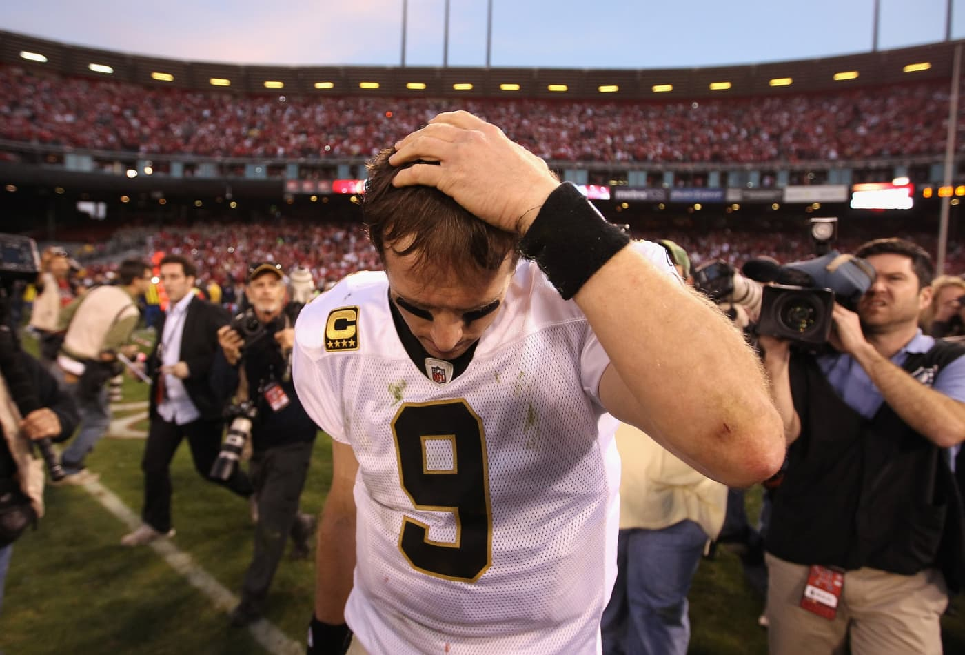 Saints Qb Drew Brees Lost 9 Million To What He Calls A Scam