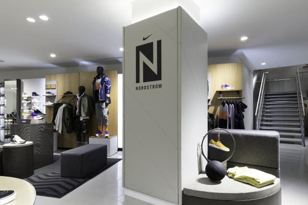 90285cd8 Nordstrom's first NYC store offers cocktails, anytime pick up — even ...