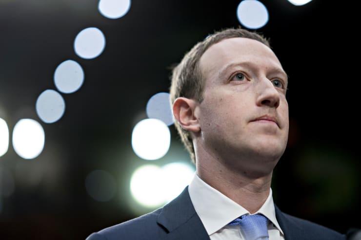 GP: Facebook Privacy Scandal: Mark Zuckerberg prepares to testifies 180410-003