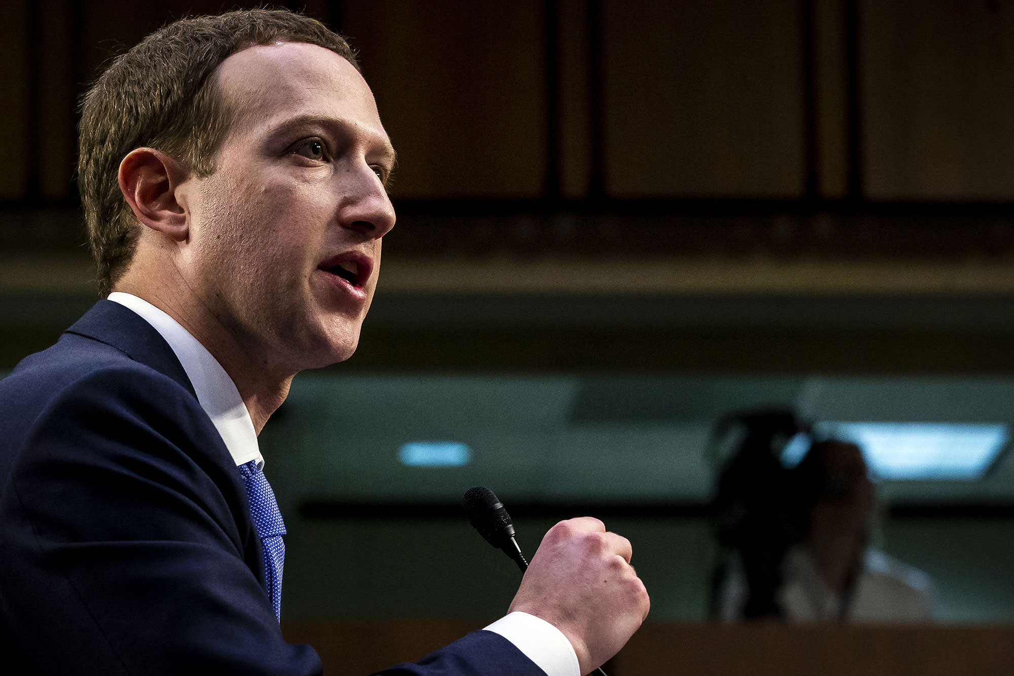 Zuckerberg won't answer for the Libra Association at Wednesday's congressional hearing