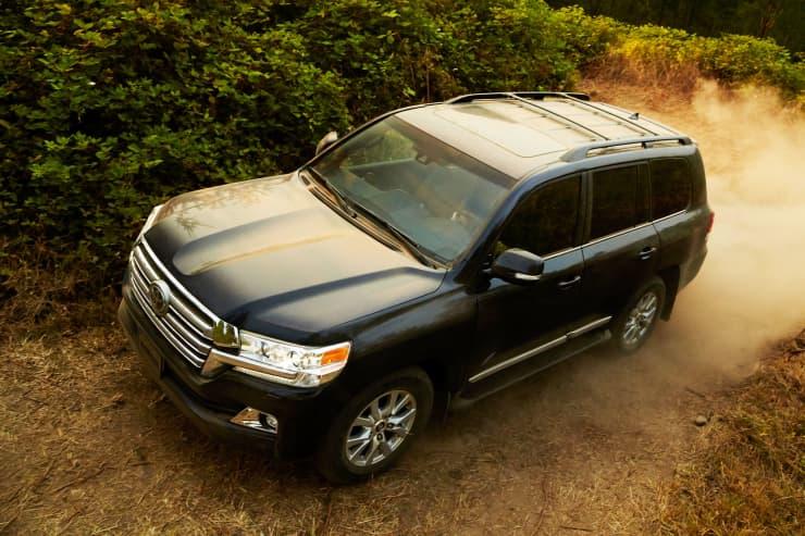 Handout: Toyota Land Cruiser