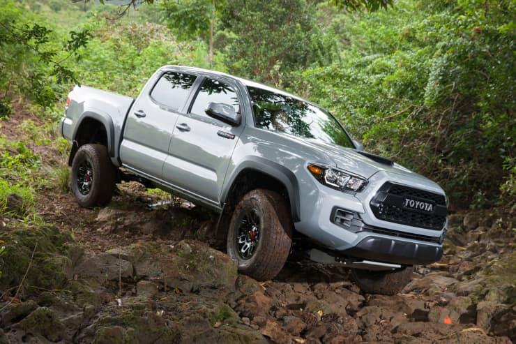 Handout: Toyota Tacoma TRD Pro