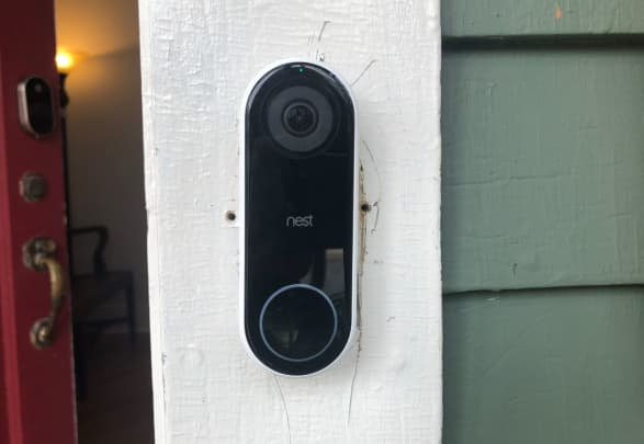 CNBC Tech: Nest Doorbell and lock review