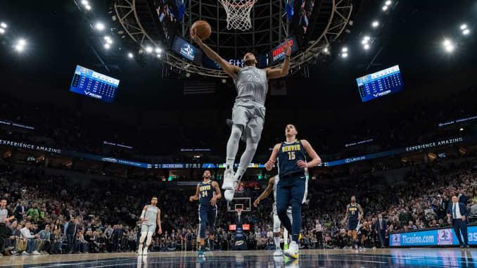 NBA has baller season attendance, ratings, merchandise see