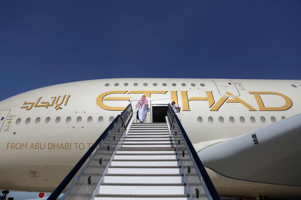 Etihad Airways warns of redundancies 'across several areas'