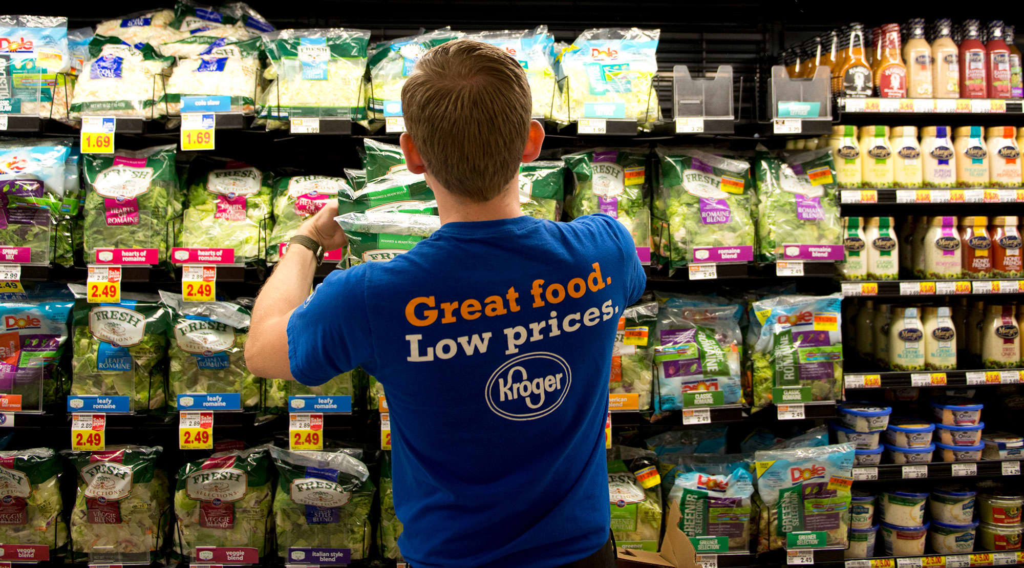 Kroger Sweetens Employee Benefits As It Moves To Ramp Up Hiring