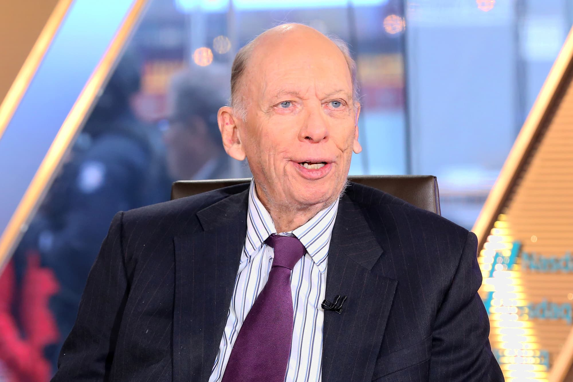 Blackstone's Byron Wien says stocks have 'room to move up' and this is 'nothing like 2006 or 1999'