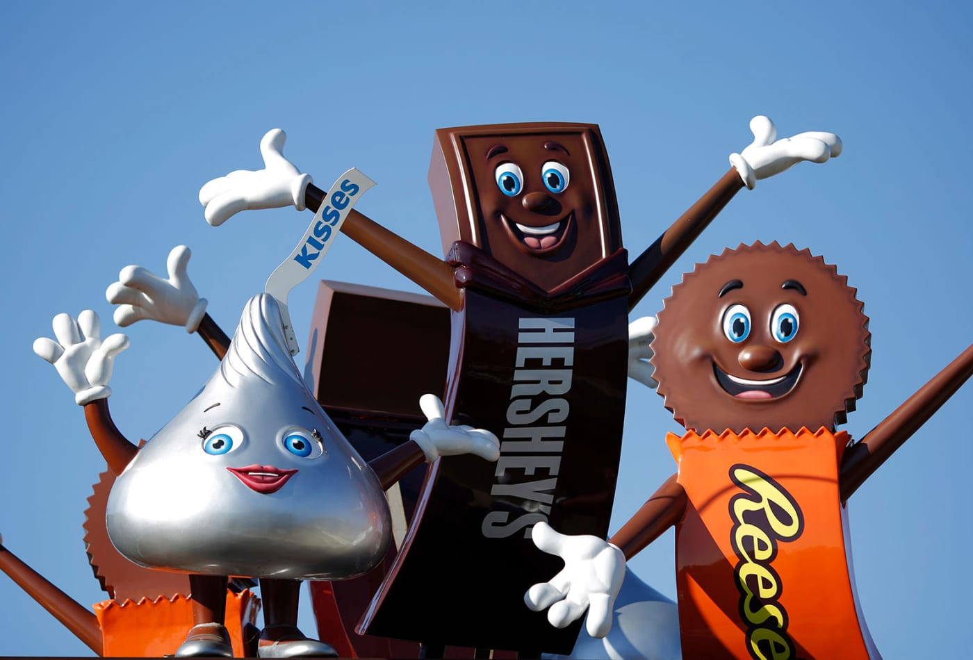 Not just a chocolate company: Hershey plots its future in snacking
