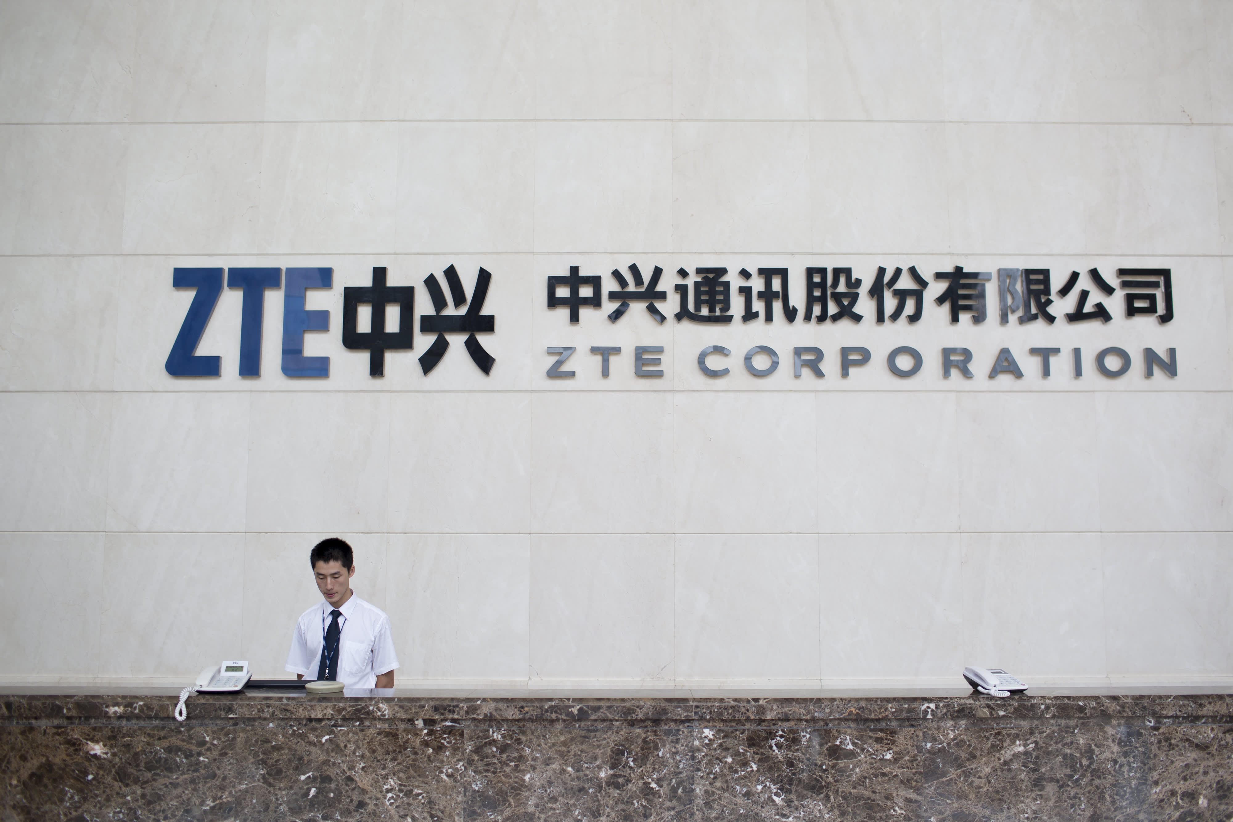 China's ZTE may lose Android license as US problems build