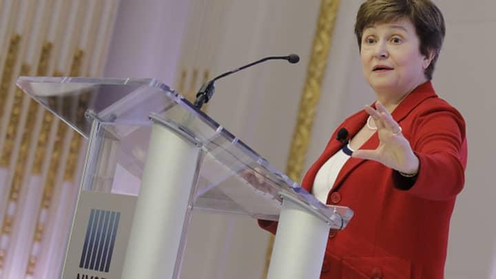 EU nominates Kristalina Georgieva as the next IMF chief