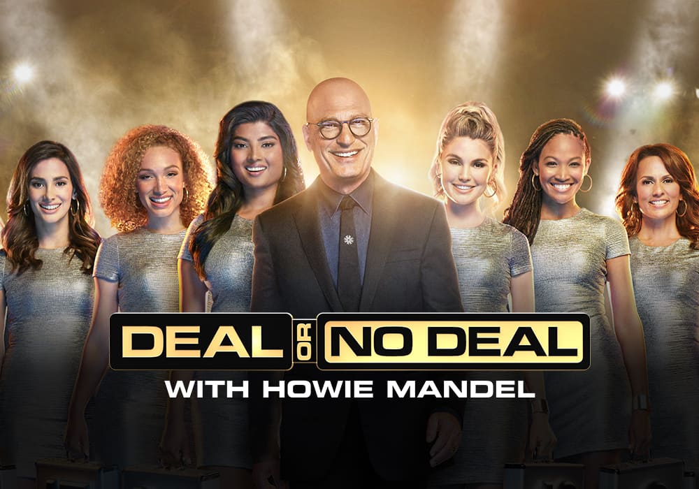 Deal or No Deal - Home | CNBC Prime