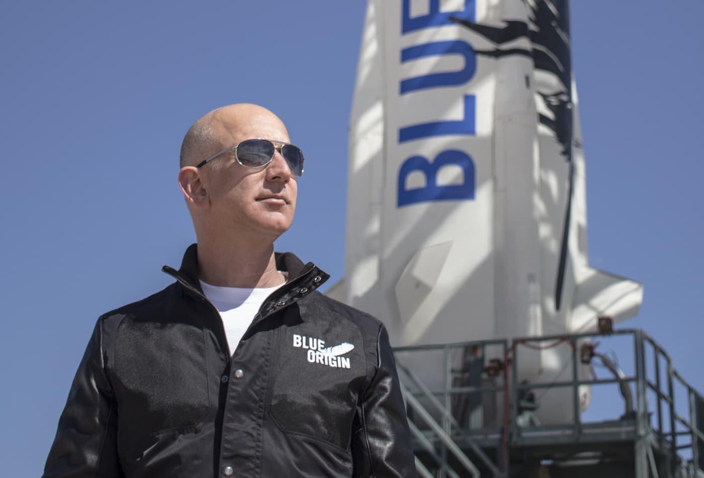 How Amazon CEO Jeff Bezos spends his billions