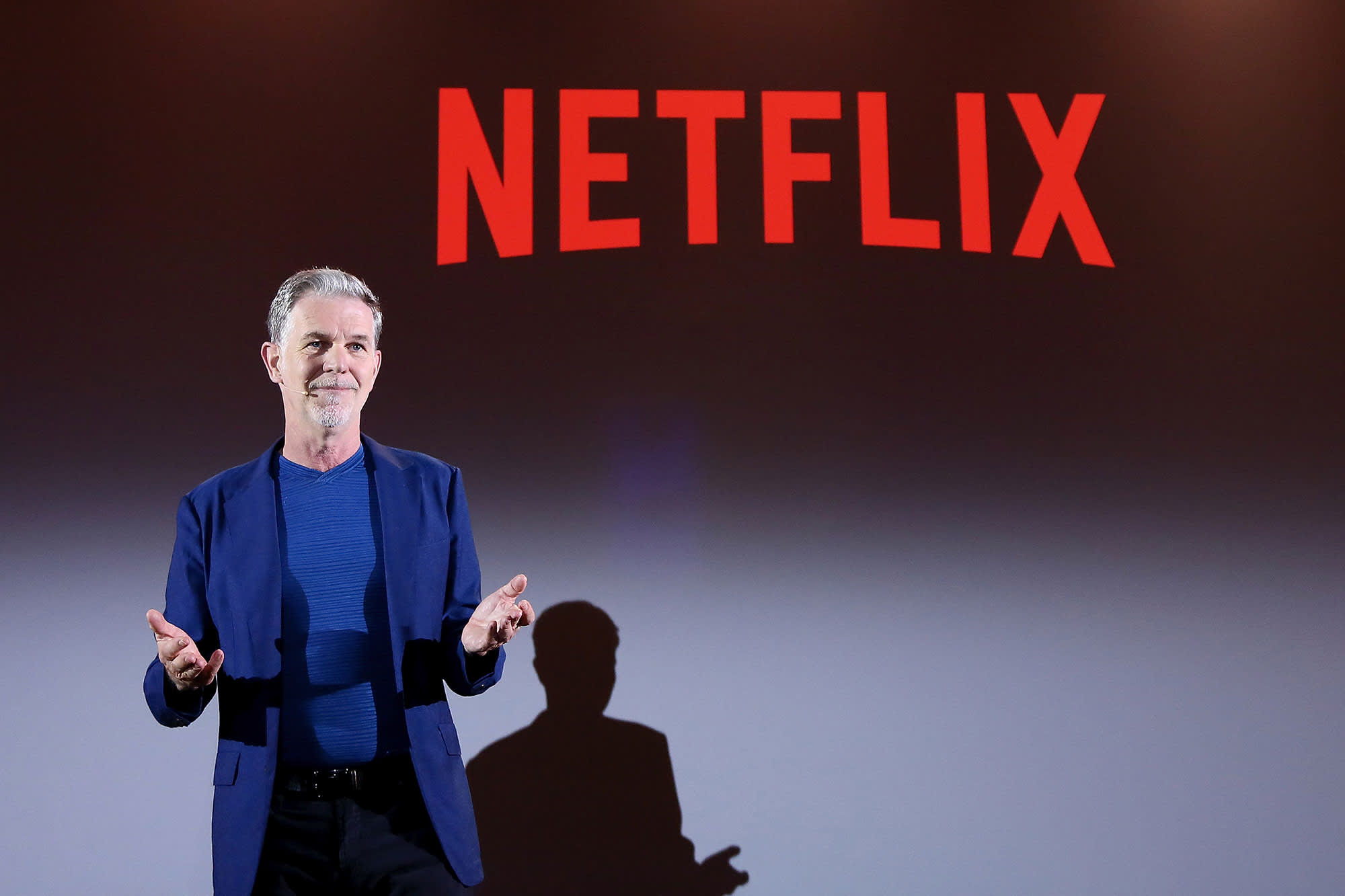 Netflix rises after Bank of America says it's 'seeing significant reacceleration' in mobile app downloads