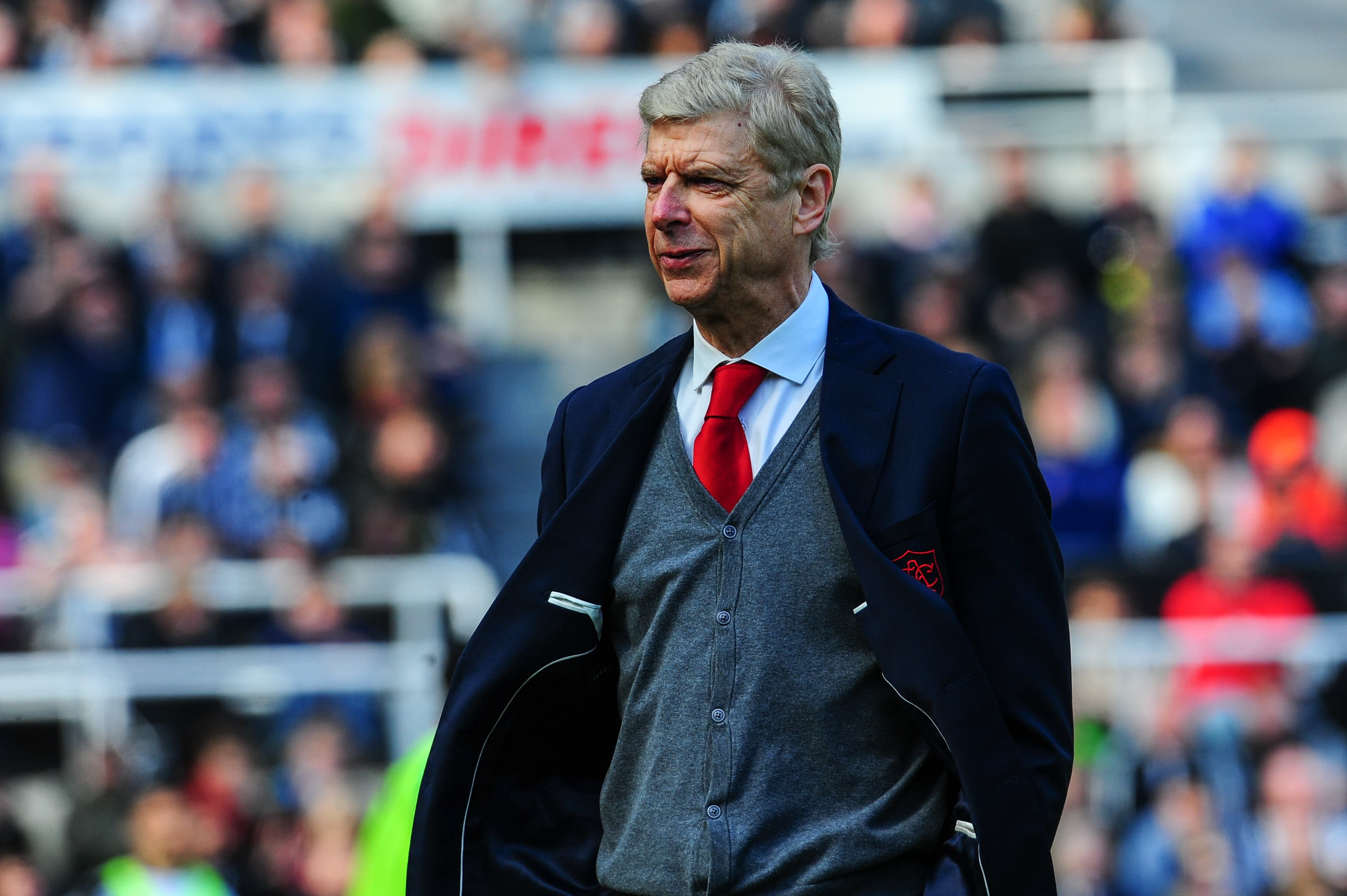 Arsenal Manager Arsene Wenger Quits After 22 Years In Charge