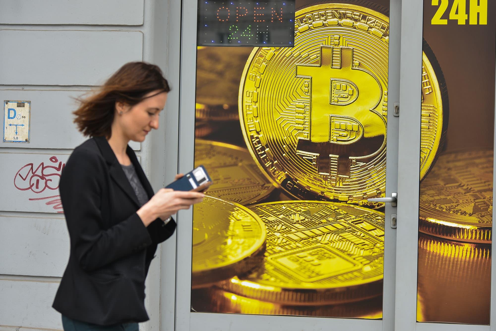 face video rapid bitcoin