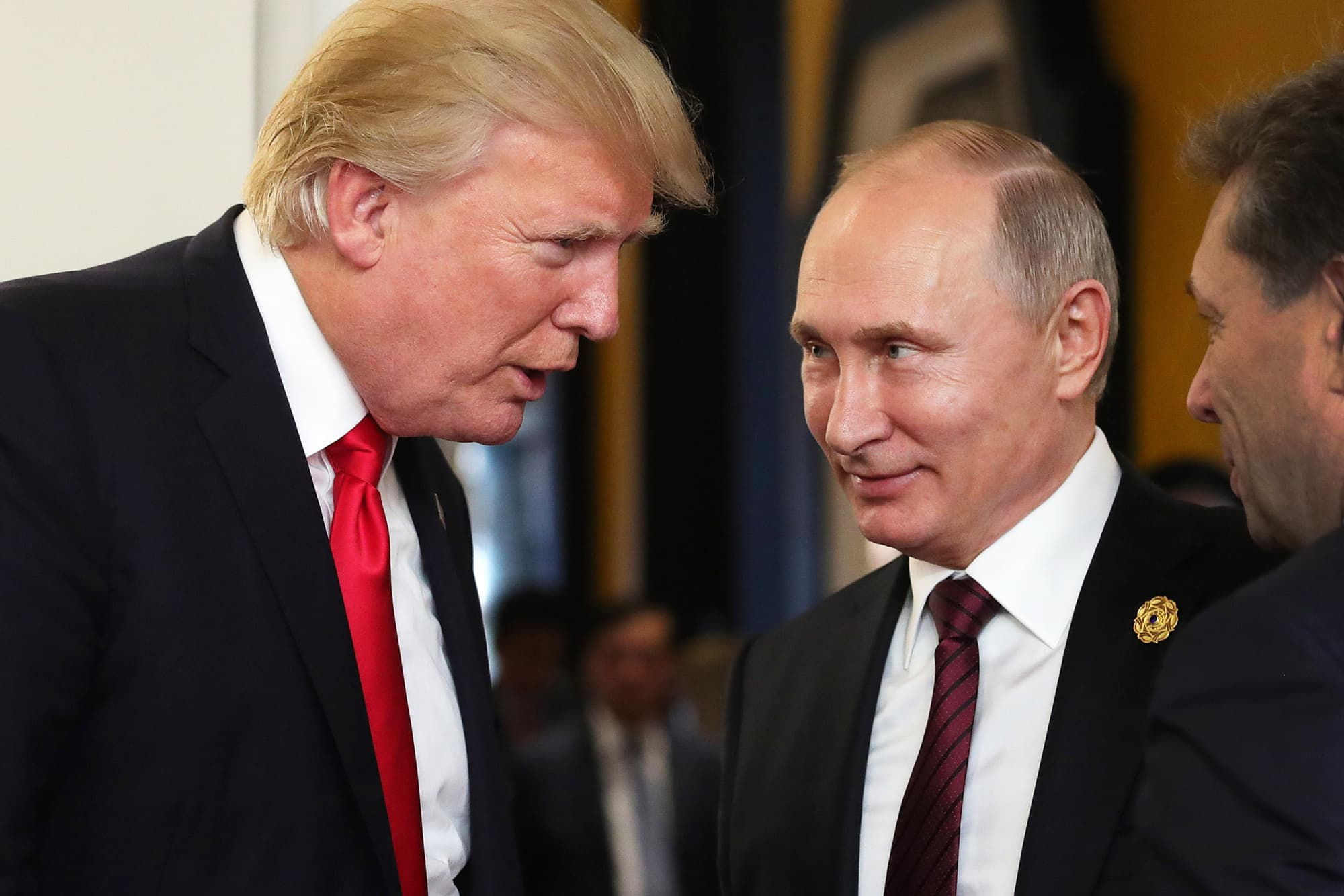 Trump and Putin talked about Mueller report, Venezuela and North ...
