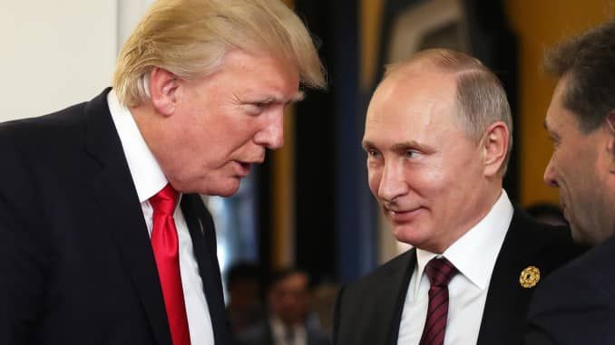 White House Invites Putin To Washington
