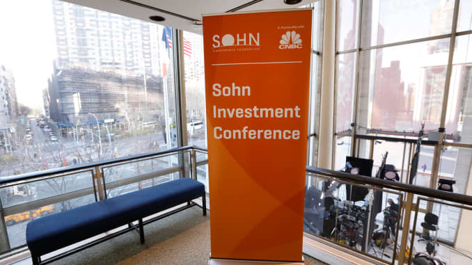 Stock picks from rising hedge fund stars at the Sohn conference