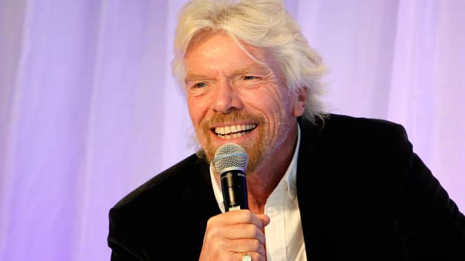 Richard Branson takes first step into private equity with