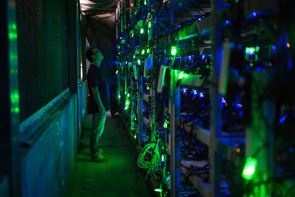 Bitcoin drops as China intensifies crypto mining crackdown - CNBC