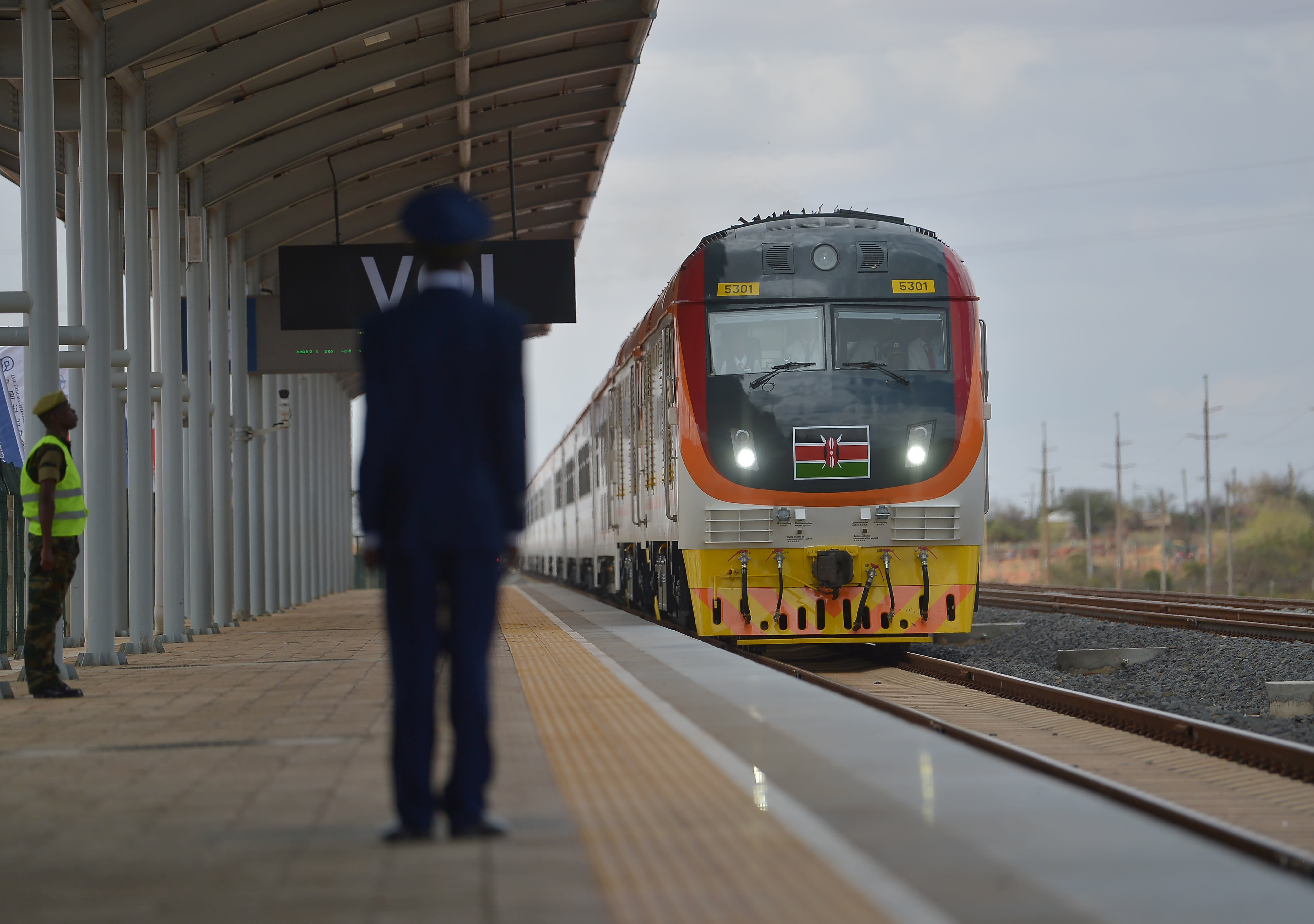Kenya forcing importers to use costly new Chinese railway, businessmen say